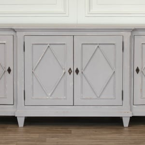 French Painted Sideboard UK