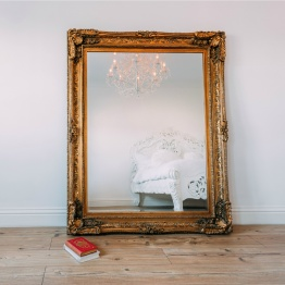 gold-mirror-french