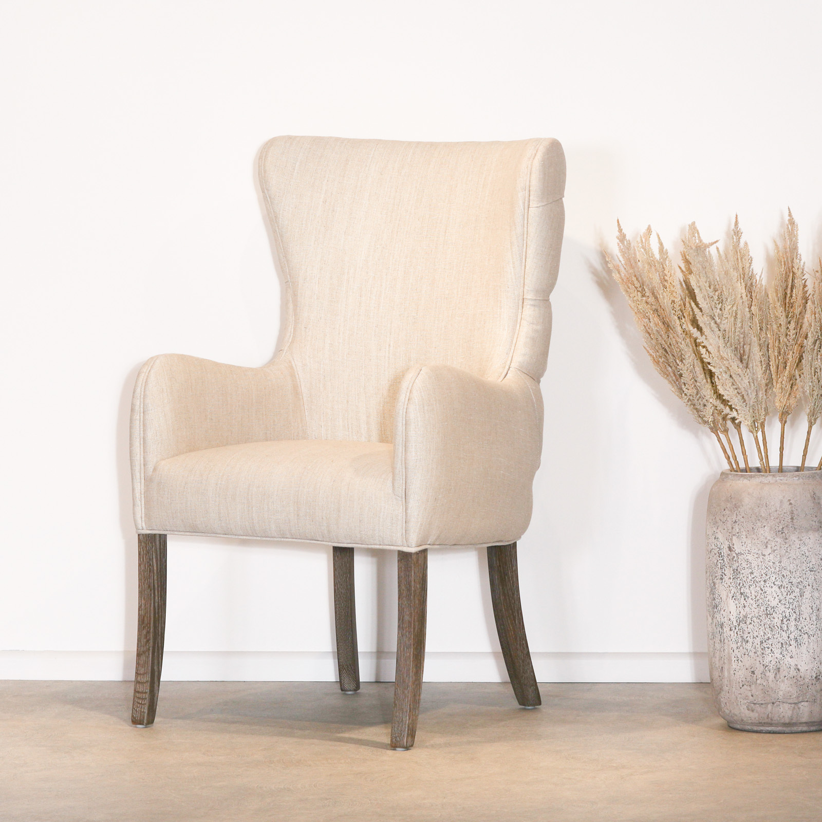 Buttoned Chair UK