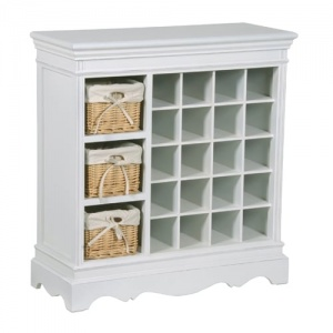 French Country Style Wine Rack