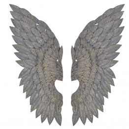 Wings Wall Decor   - La Maison Chic Furniture Company Online
