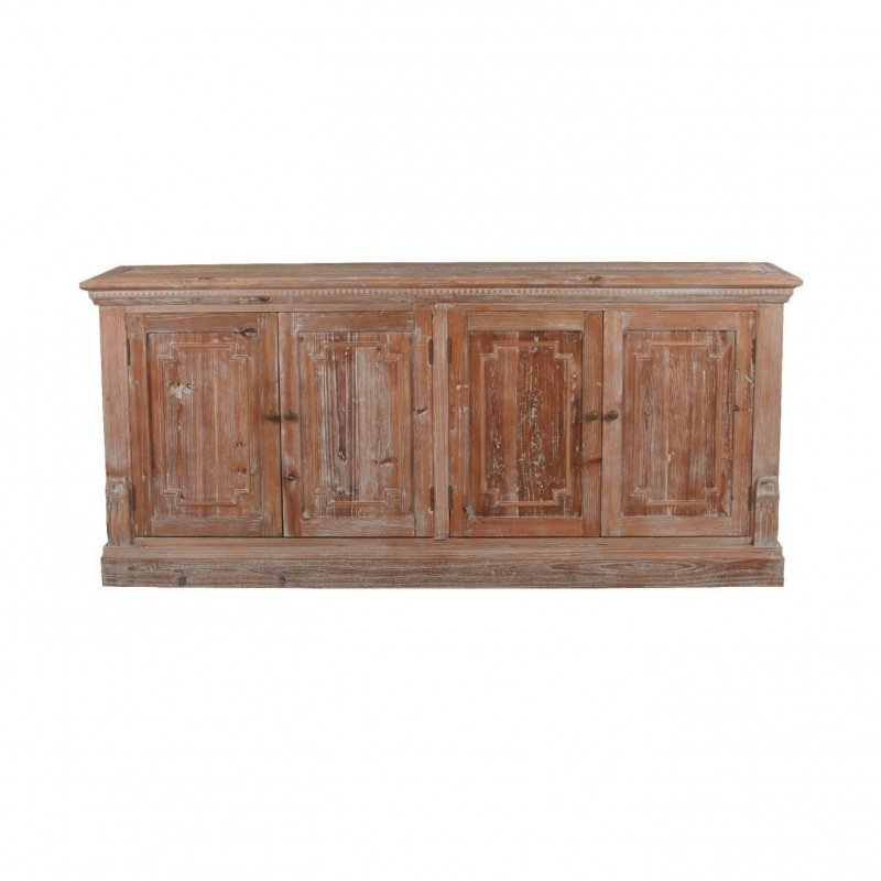 Dafne Wooden Rustic Large Sideboard   - La Maison Chic Furniture Company Online