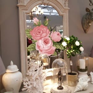decorating home with shabby chic furniture