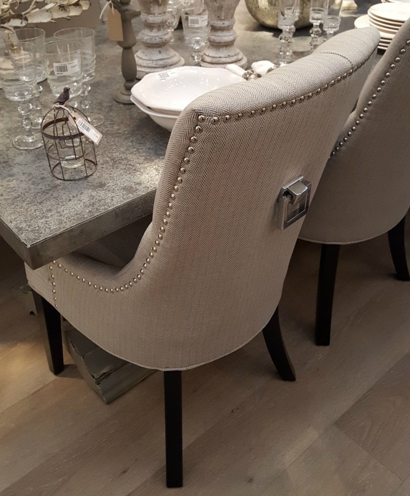 Flavia Dining Chair Furniture La Maison Chic Luxury Interiors