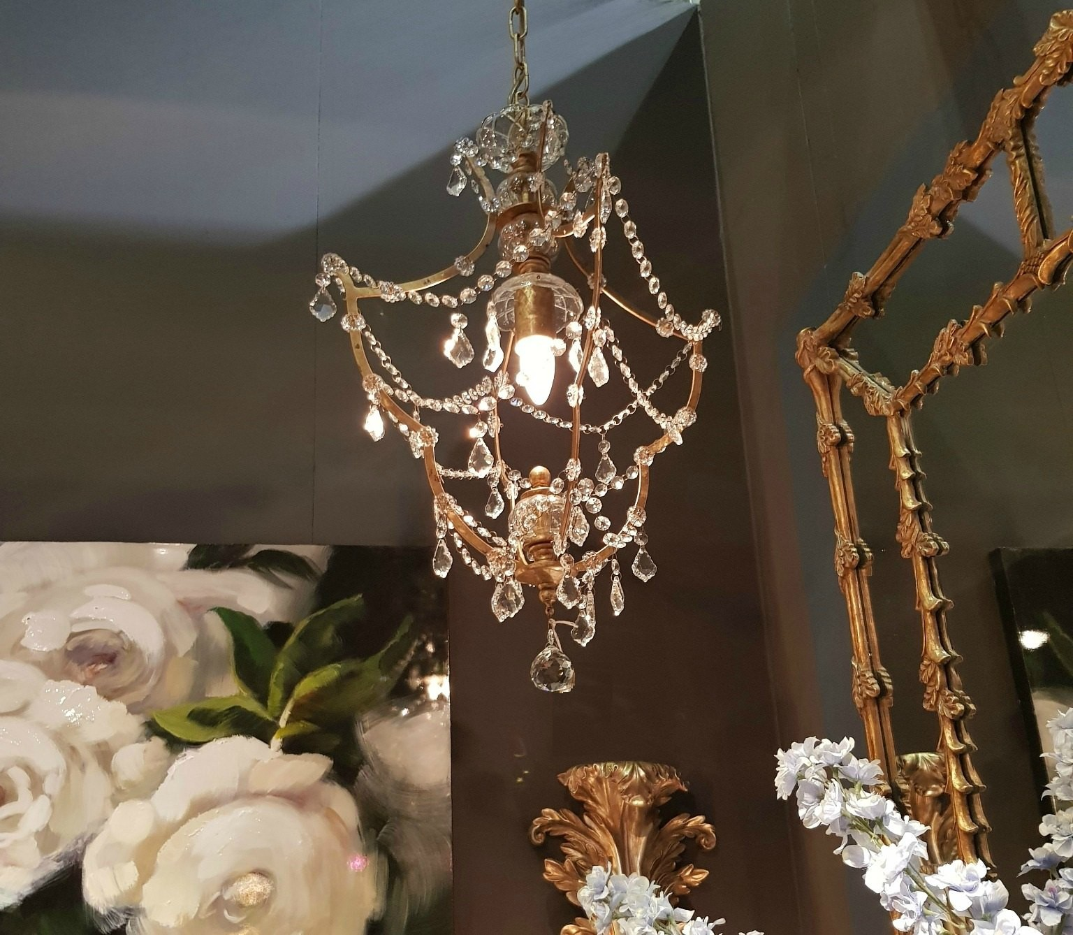Small giselle chandelier furniture la maison chic luxury interiors giselle chandelier uk aloadofball Gallery
