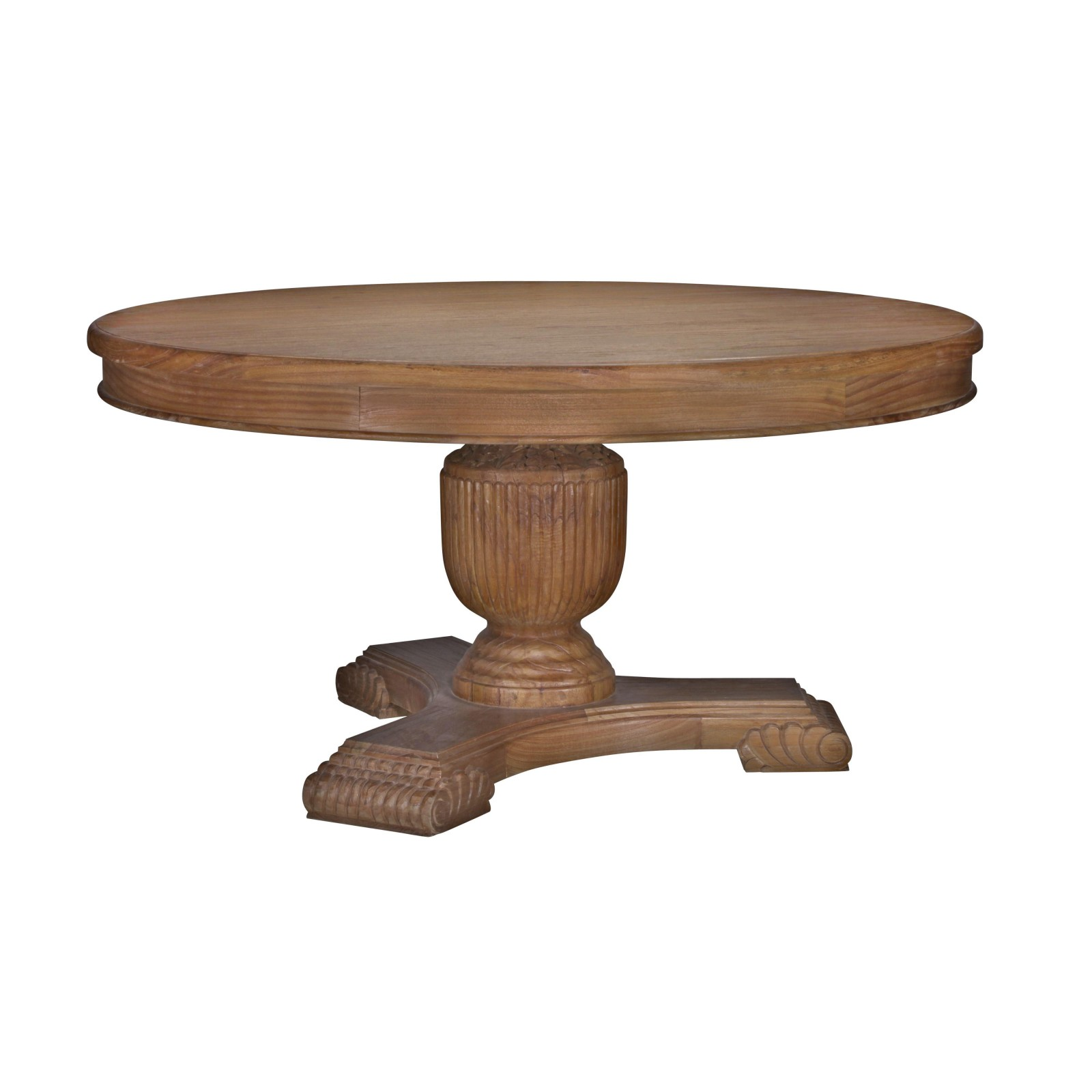 Best Round Dining Table Avignon 150cm Rustic High Quality