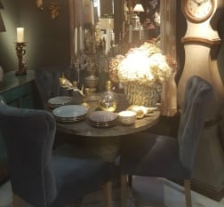The elegant collection of stylish and luxury dining tables Uncategorized   - La Maison Chic Furniture Company Online