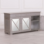 Mirrored Sideboard UK