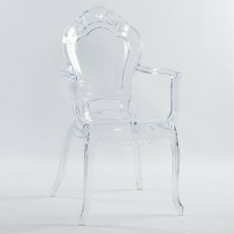 Transparent Armchair UK
