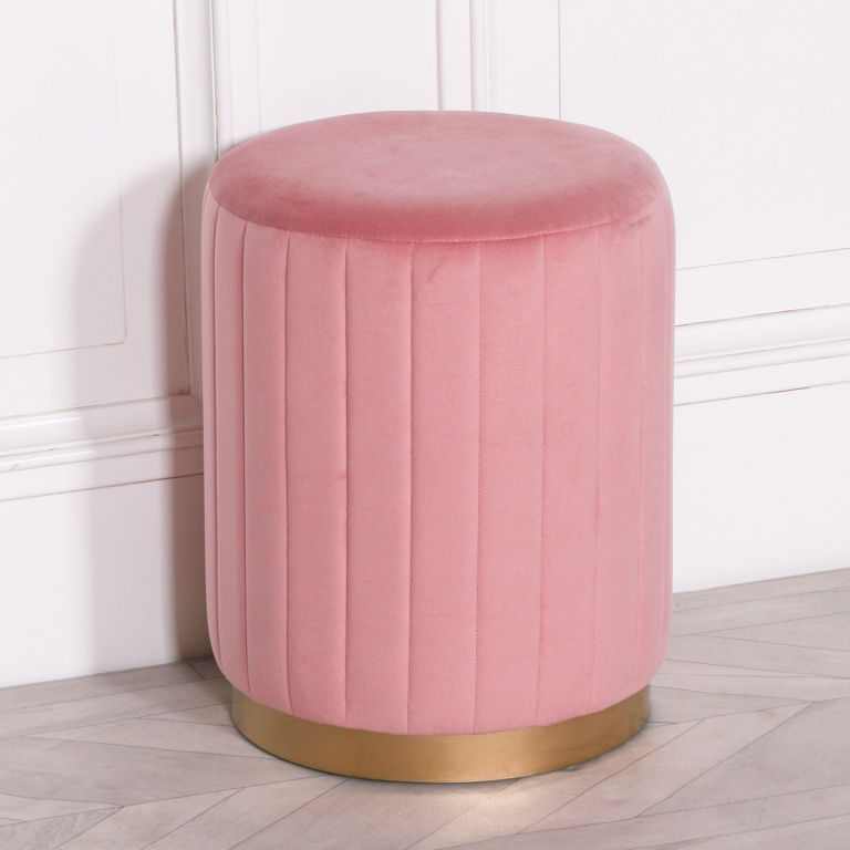 Upholstered Stool UK